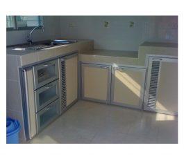 kitchen cabinet บ้าน ชัยพฤกษ์