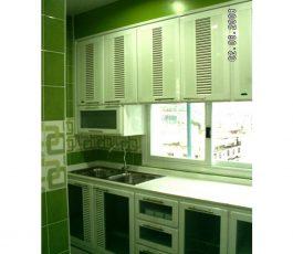 Built-In Kitchen.